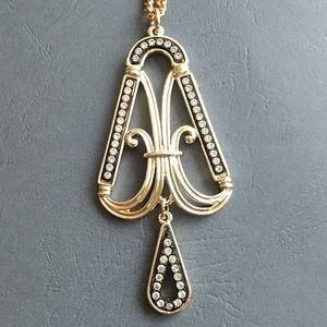 Vintage Art-Deco Sara Coventry Necklace